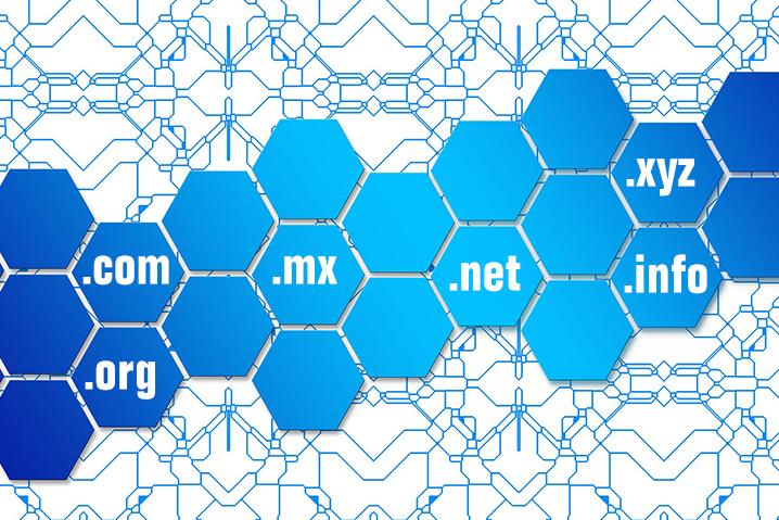 ¿Qué es un nombre de dominio? Klyck.MX