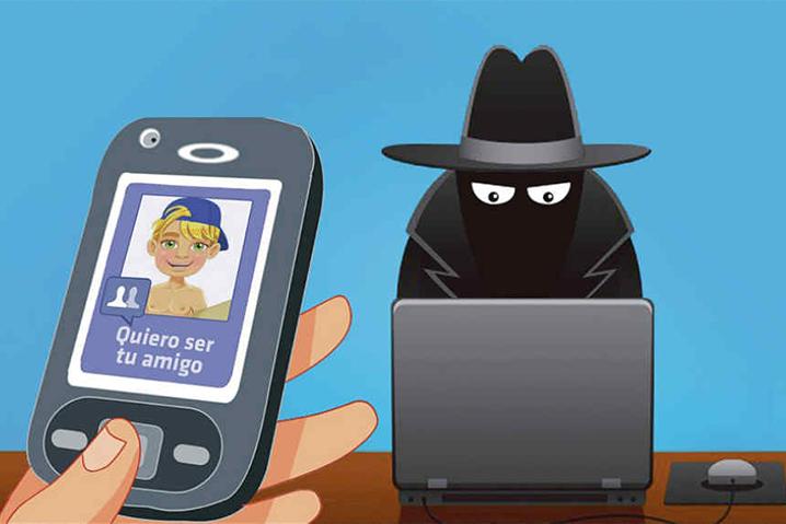 grooming, depredadores sexuales in Internet, Klyck.MX
